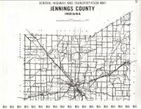 Map Image 017, Jennings County 1972